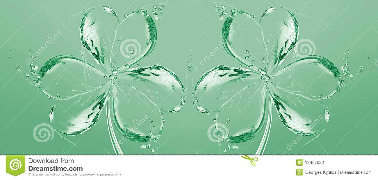 вода shamrocks 2