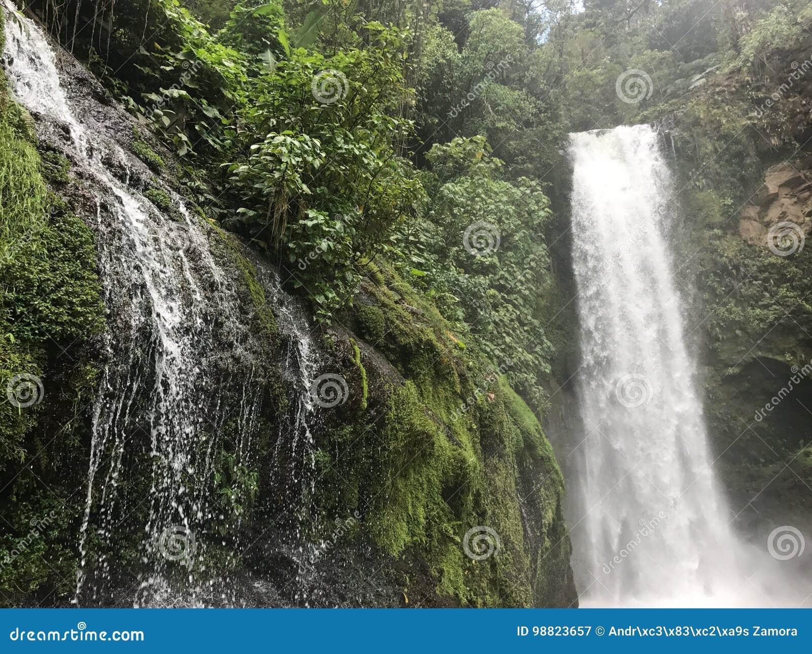 Водопады Коста-Рика, blanca Heredia vara