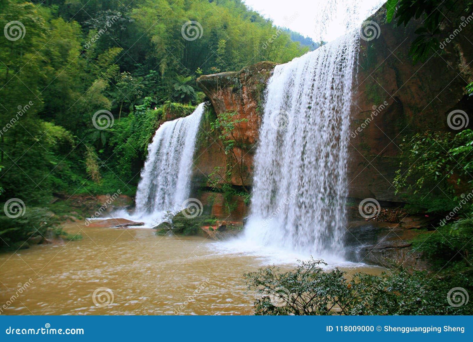 Водопад Chishui
