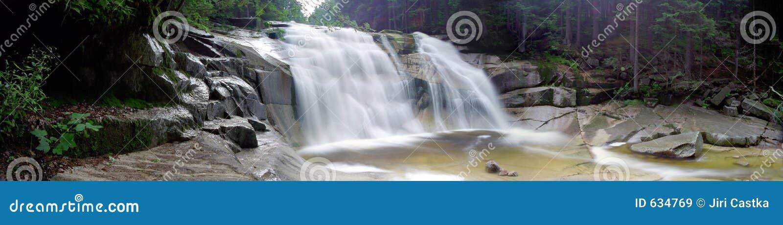 водопад mumlava