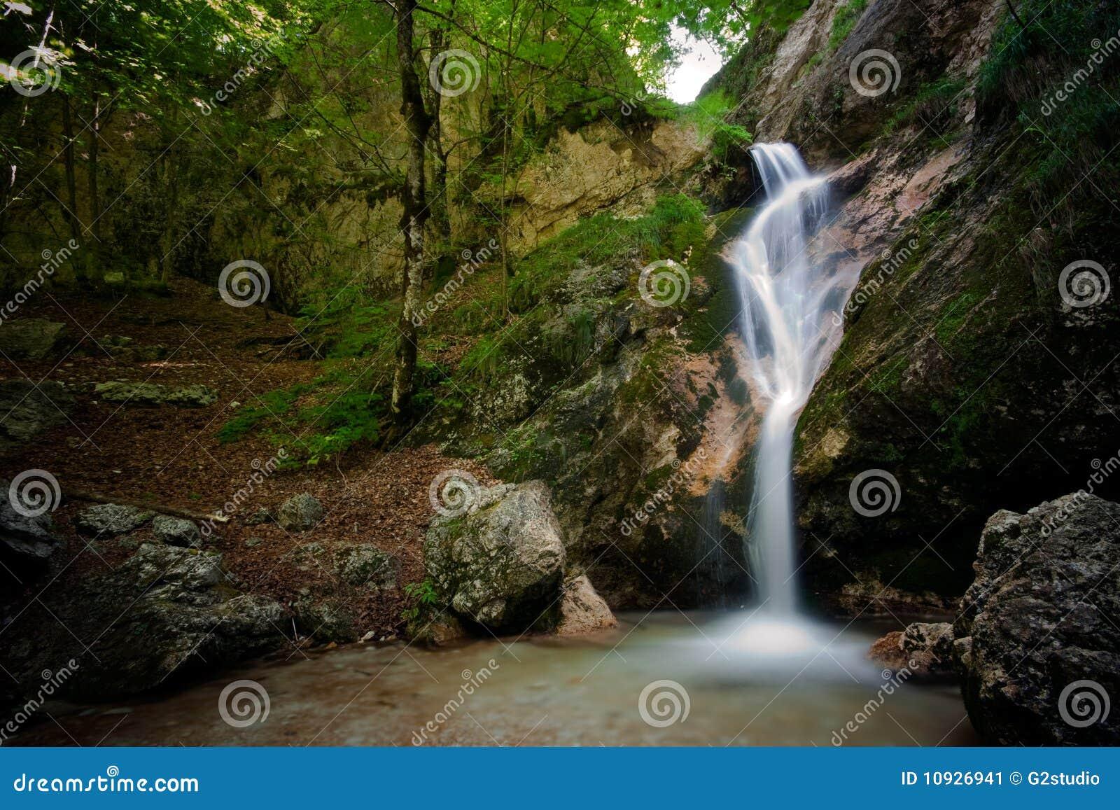 водопад tre cannelle III