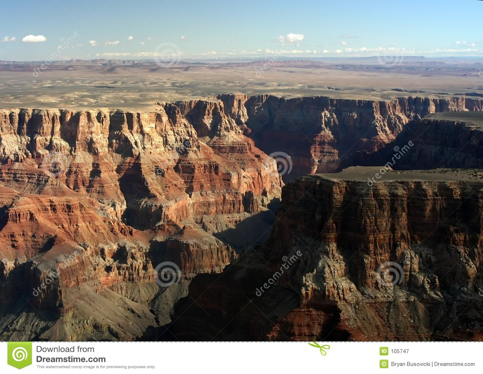 воздушный каньон грандиозный