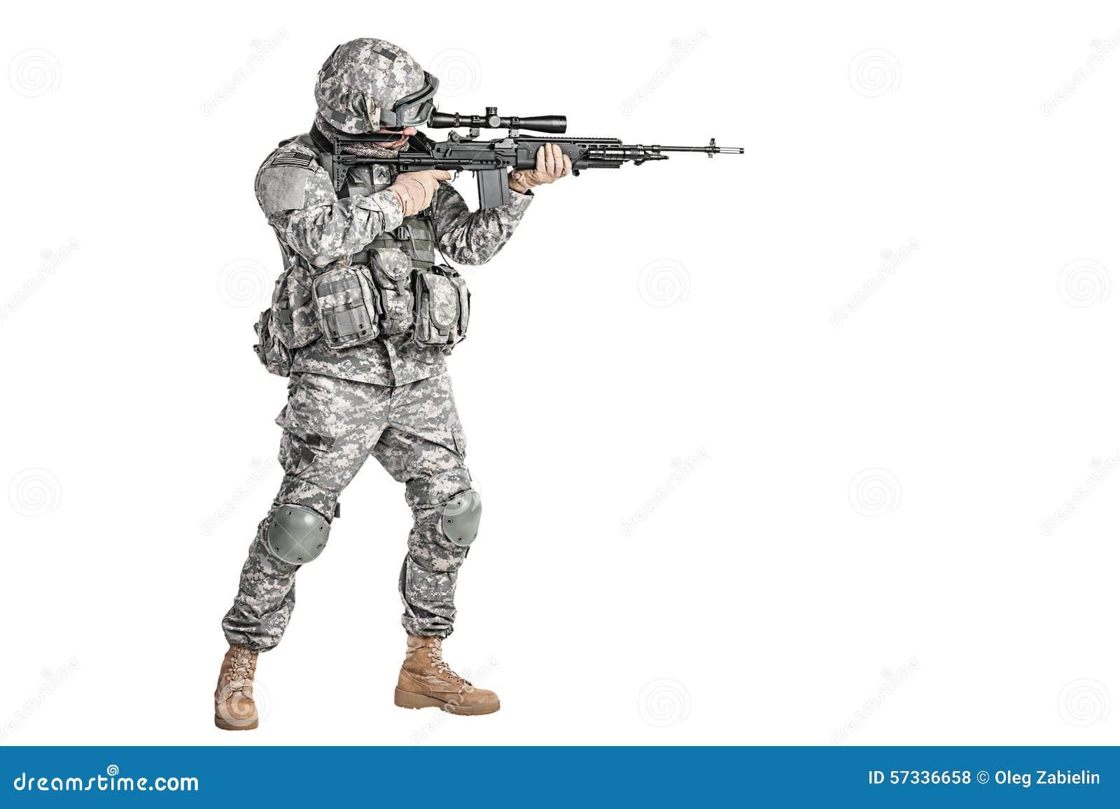 Воздушнодесантная пехота парашютиста