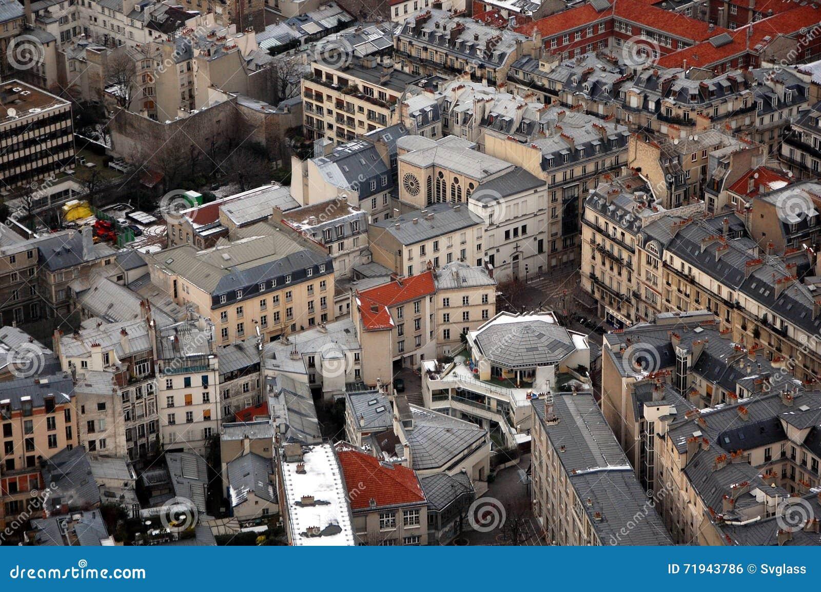 воздушный взгляд paris