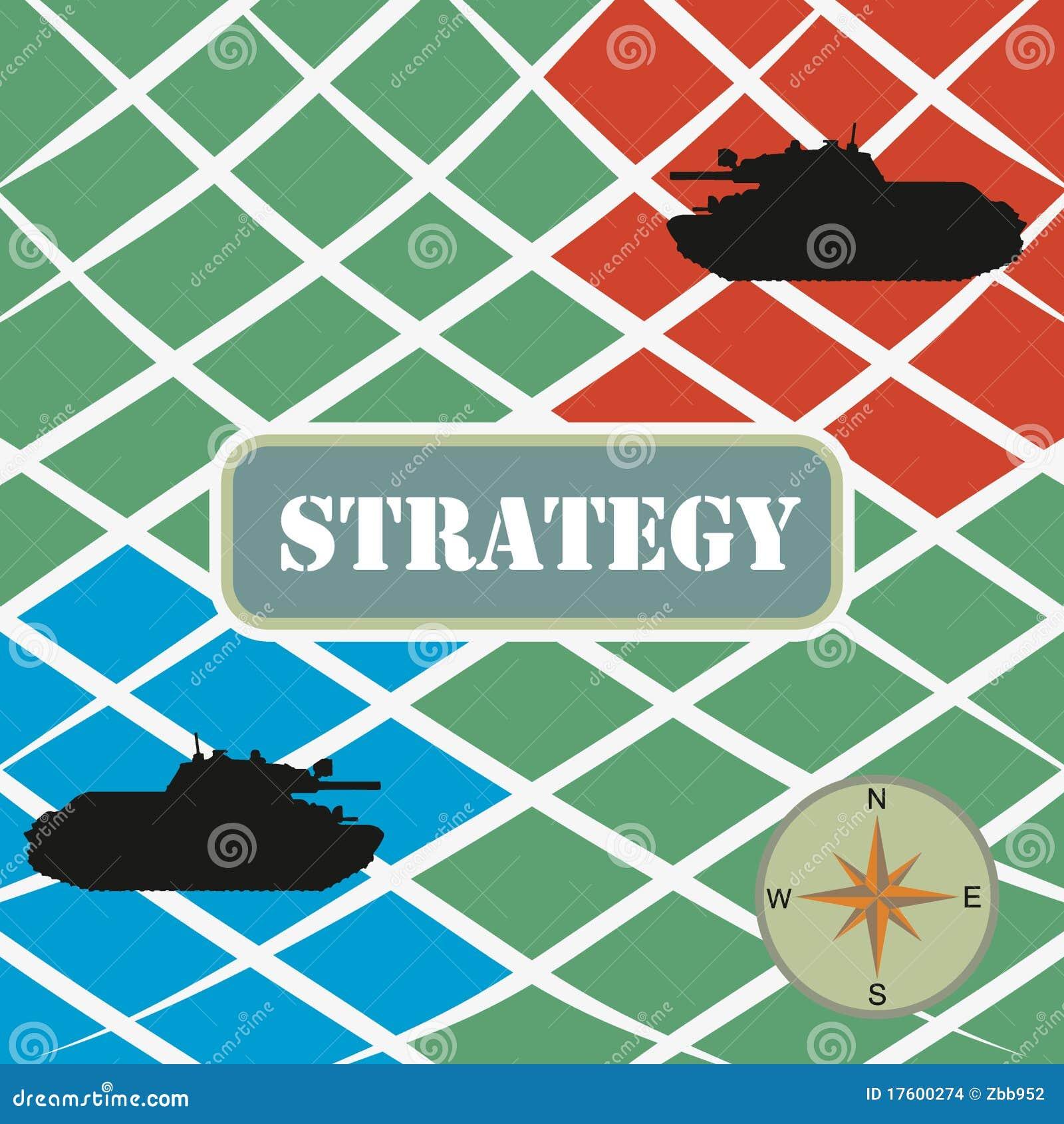 война стратегии