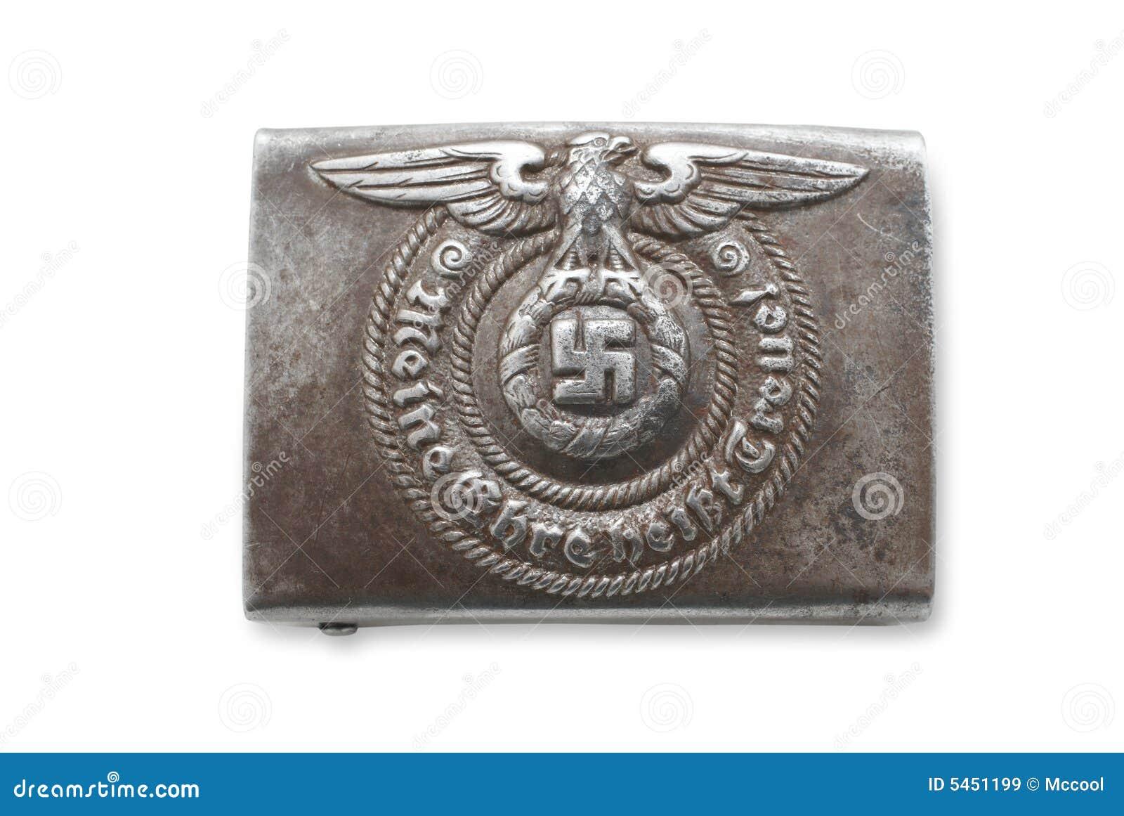 войска немца corp боя пряжки