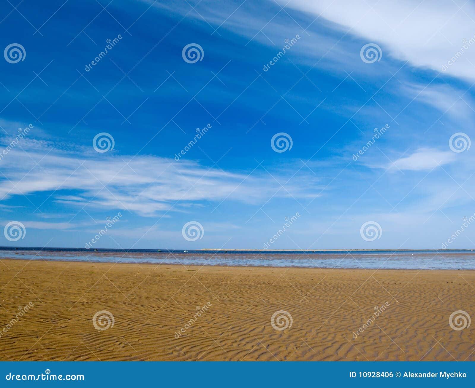 волна воды песка