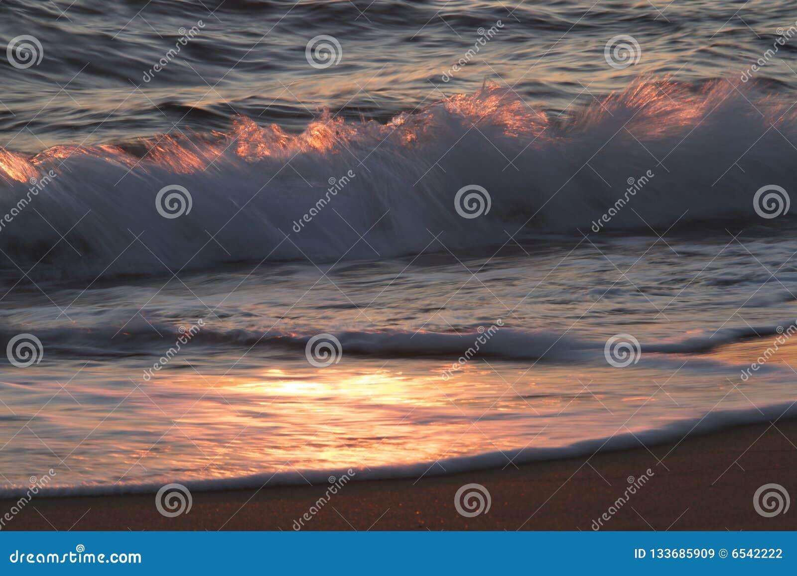 Волны неусидчивого моря