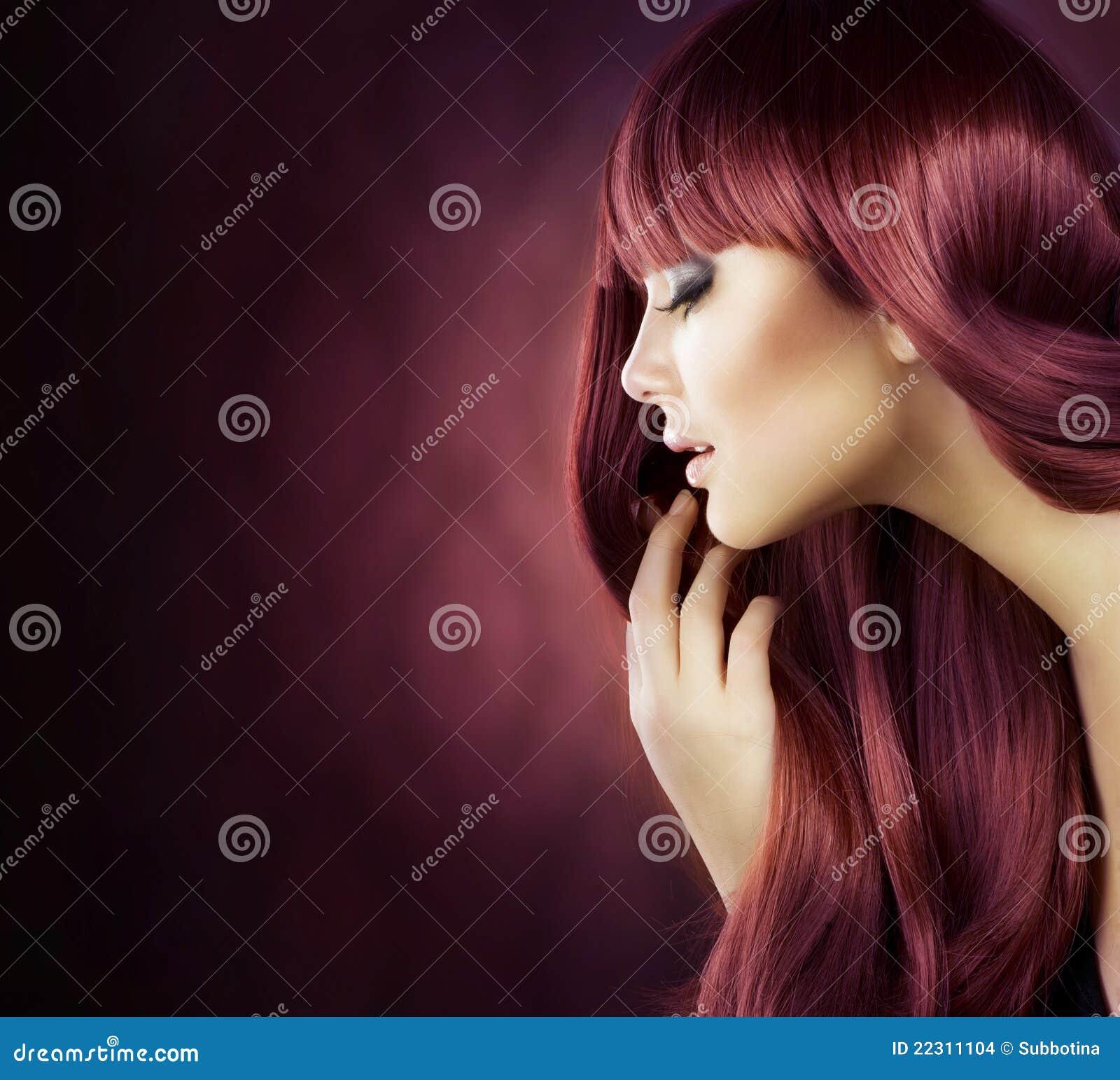 волосы здоровые