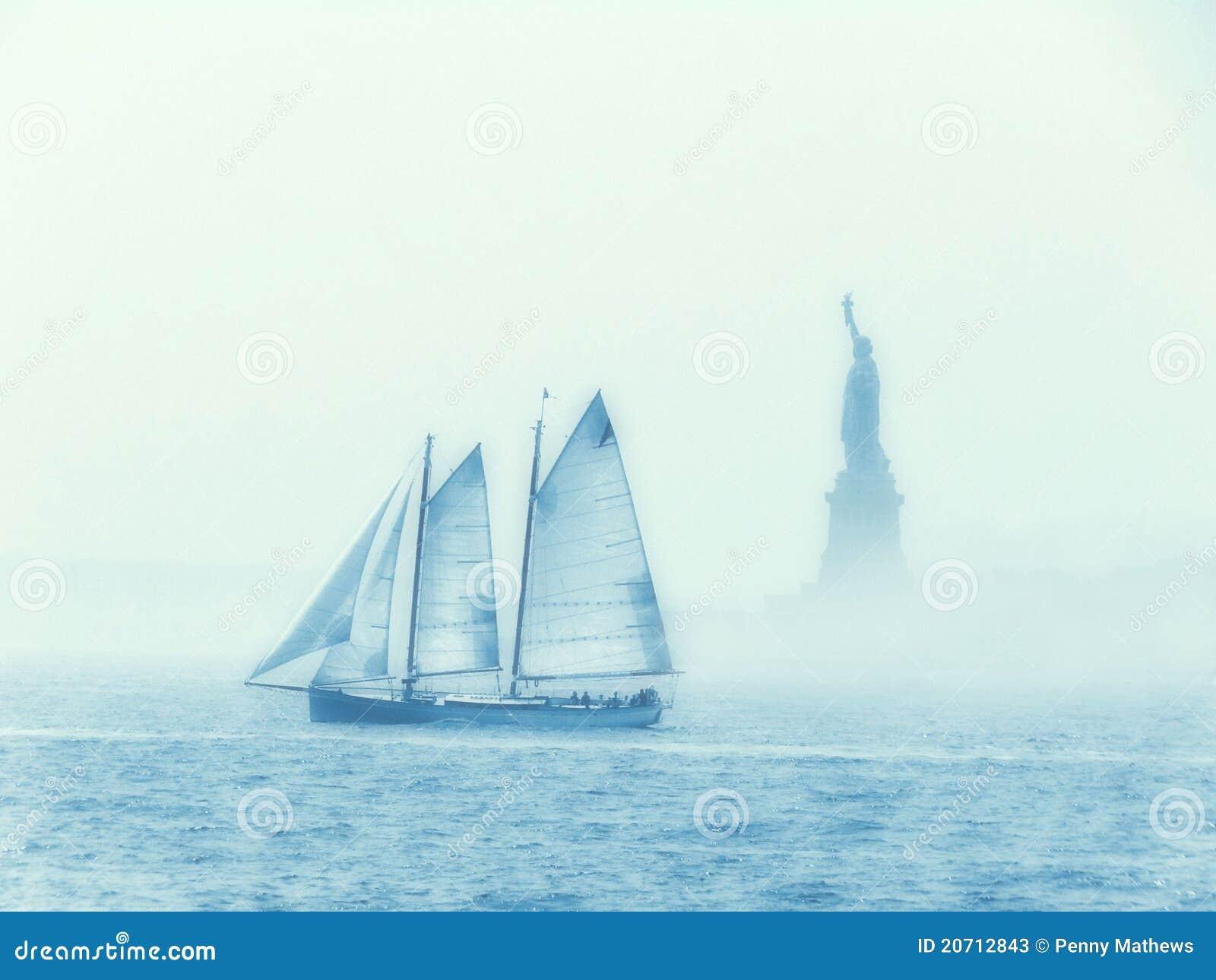 вольность за sailing