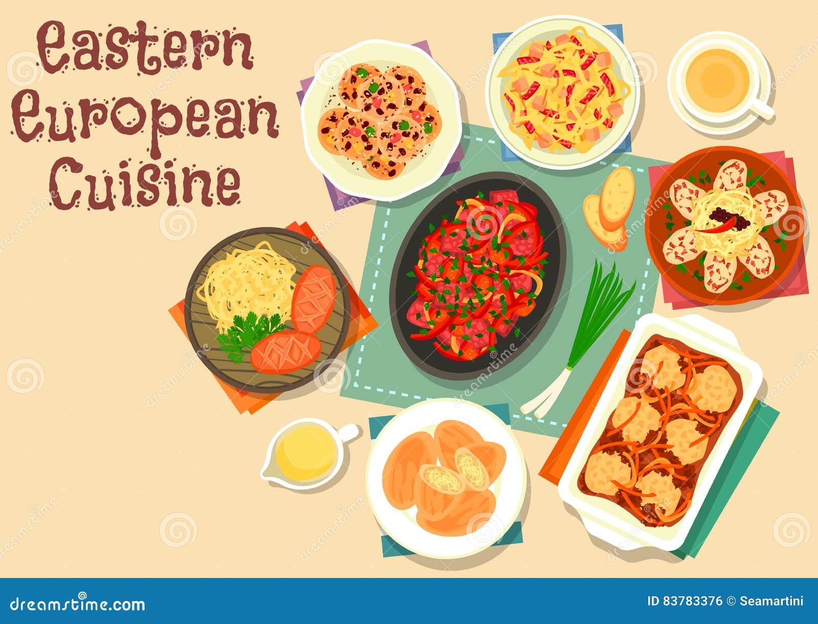 восточный европейский