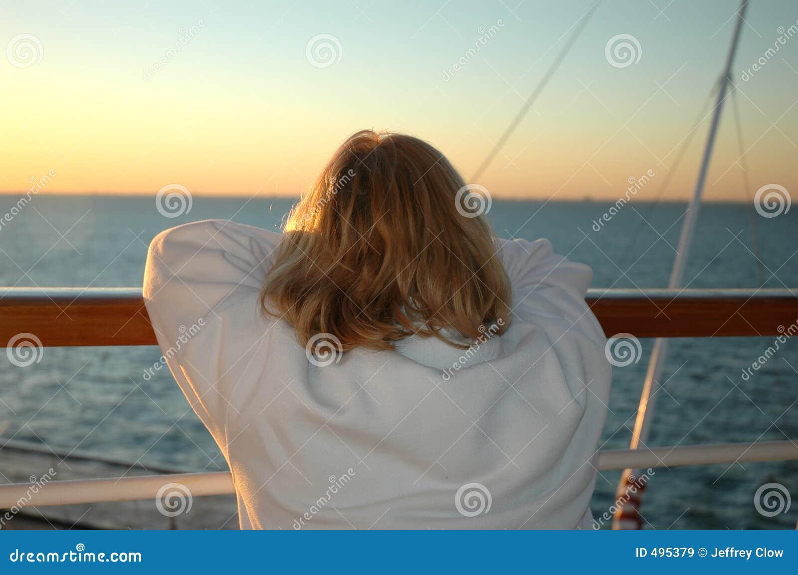 восход солнца повелительницы круиза
