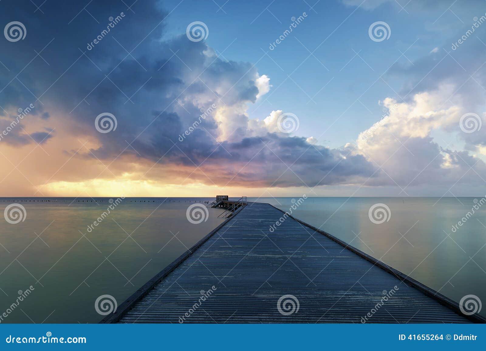 Восход солнца на Key West