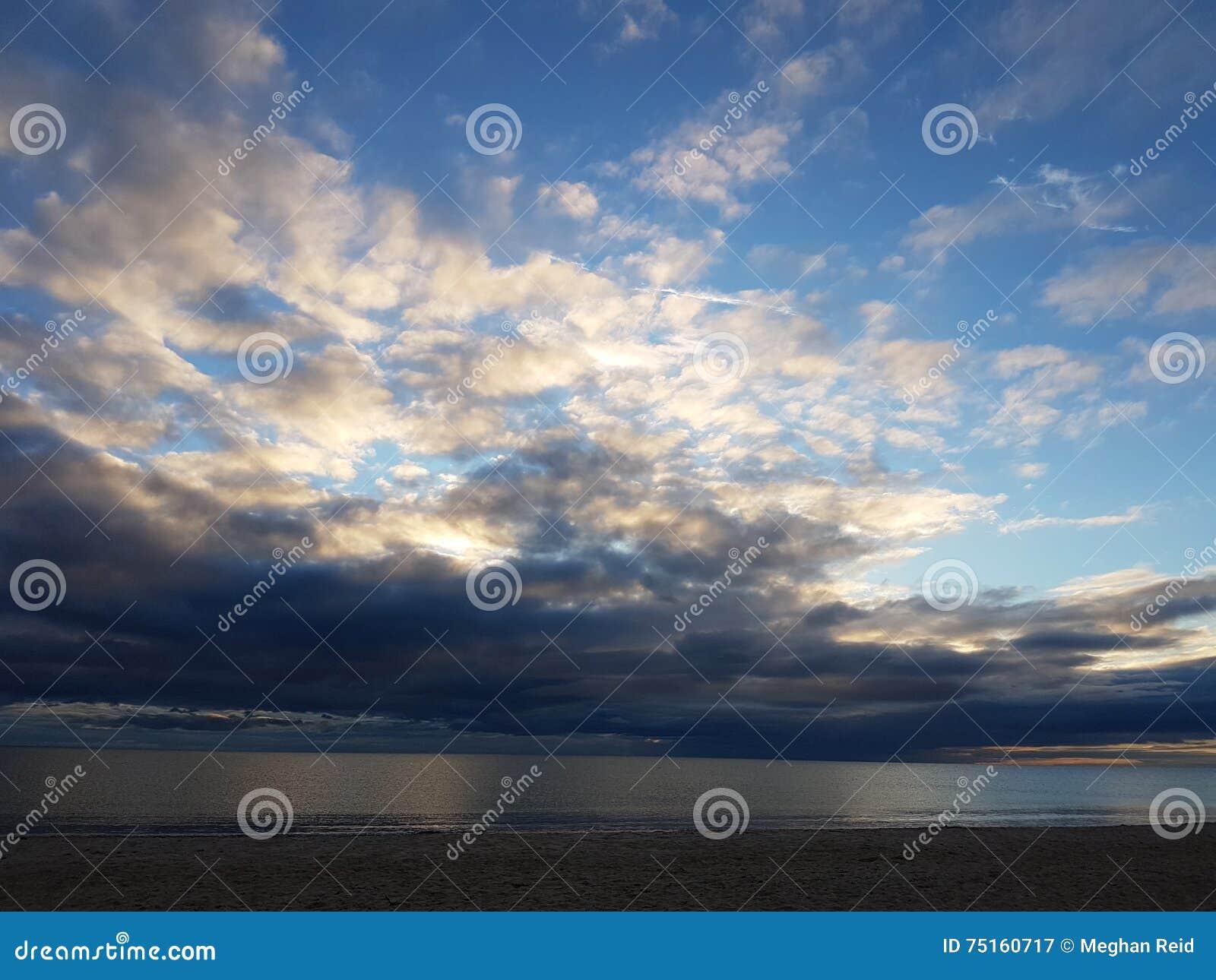 Восход солнца на Lossiemouth