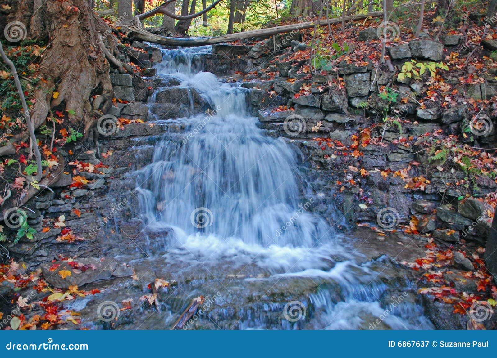 восьмые холмы halton падения выравнивают воду ontario