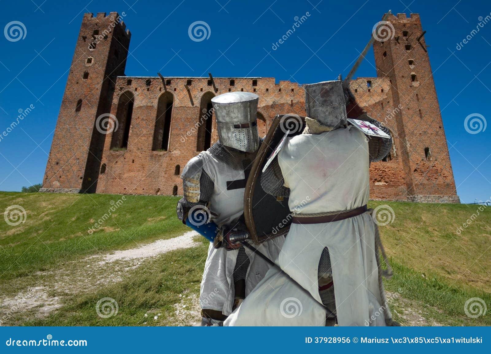 Воюя рыцари