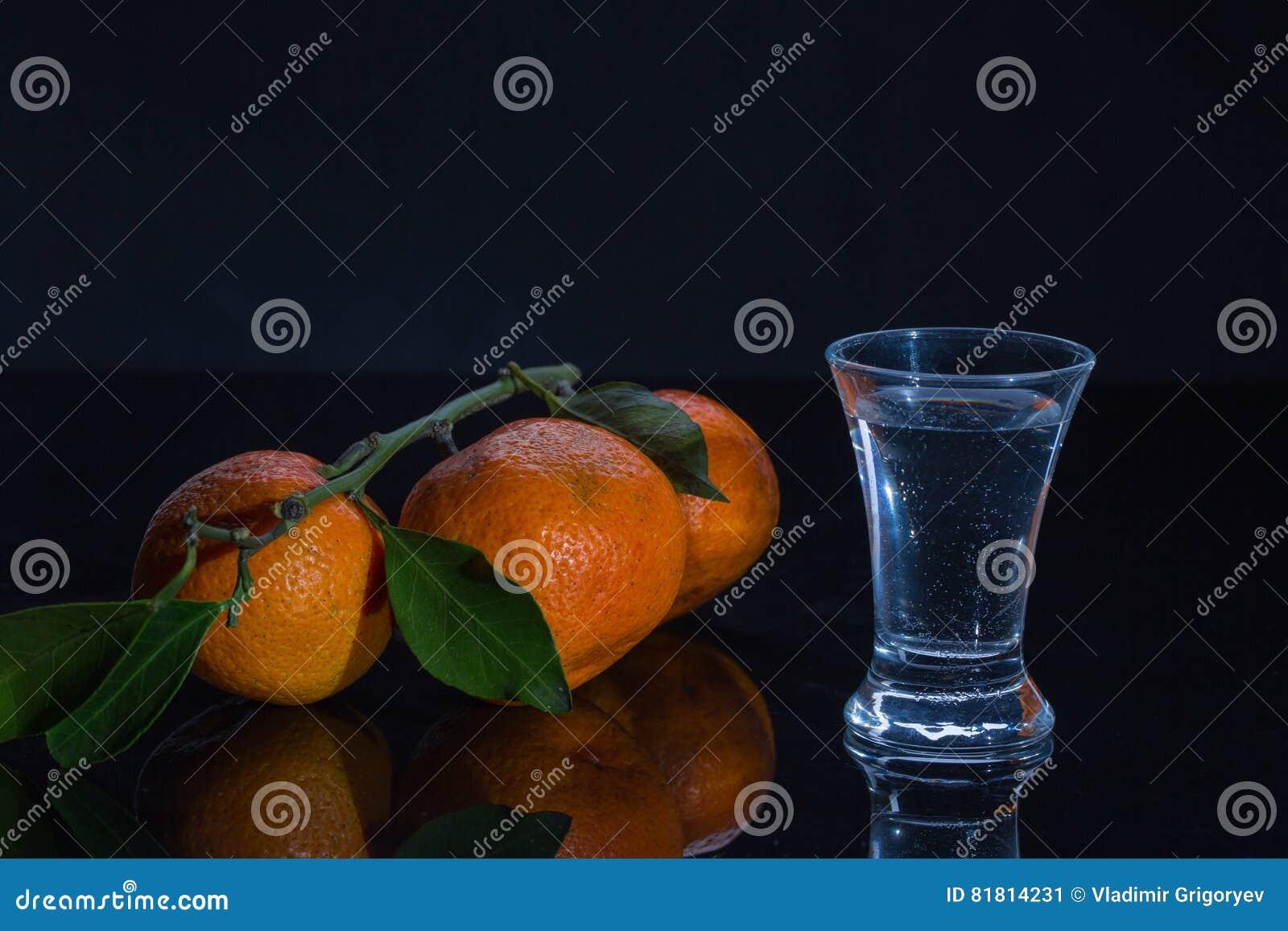 Водочка и tangerines