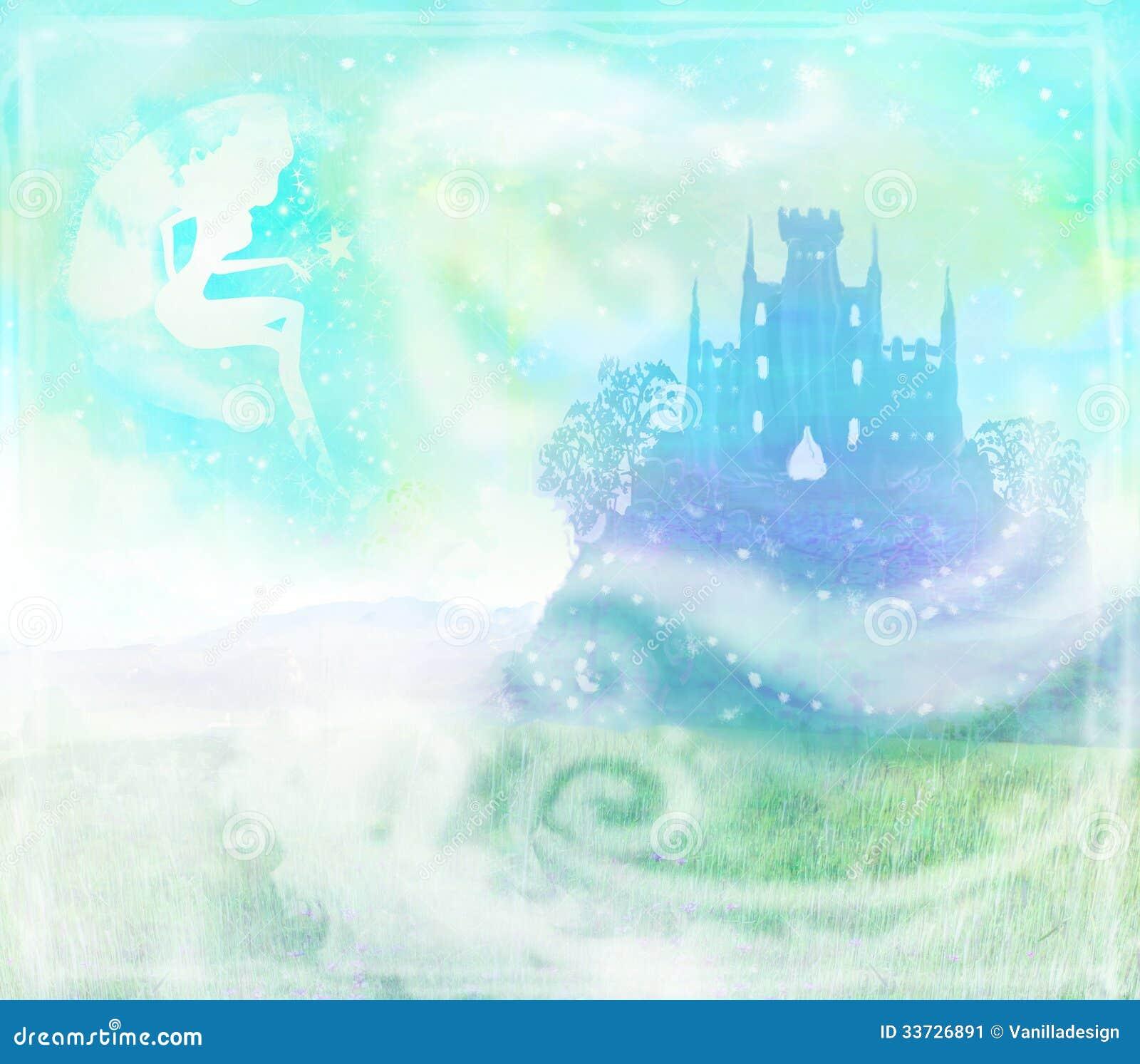 Волшебная принцесса Замок сказки