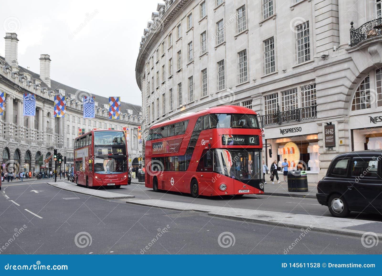 Впечатляющая веха Лондона
