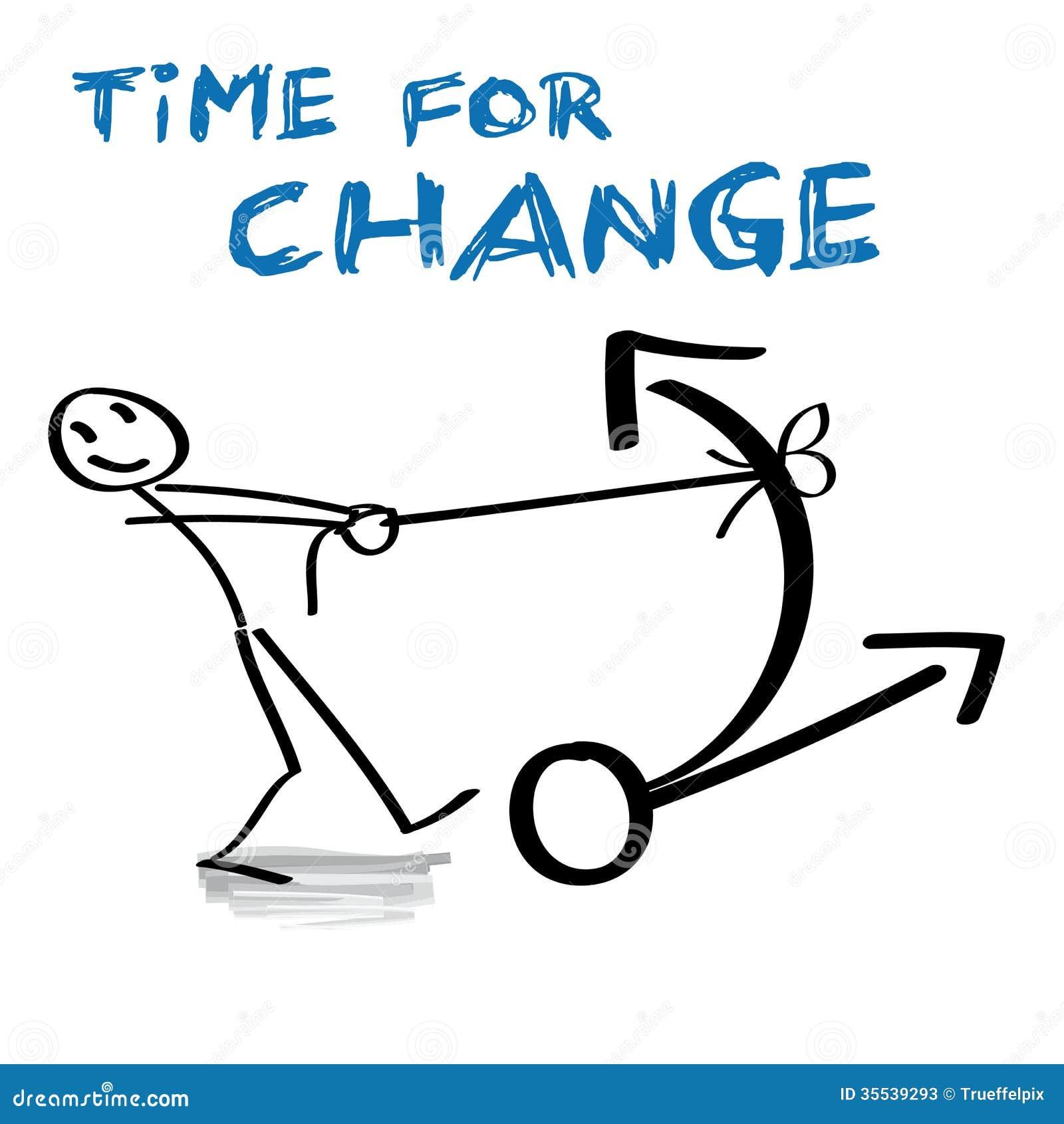 Время для изменения