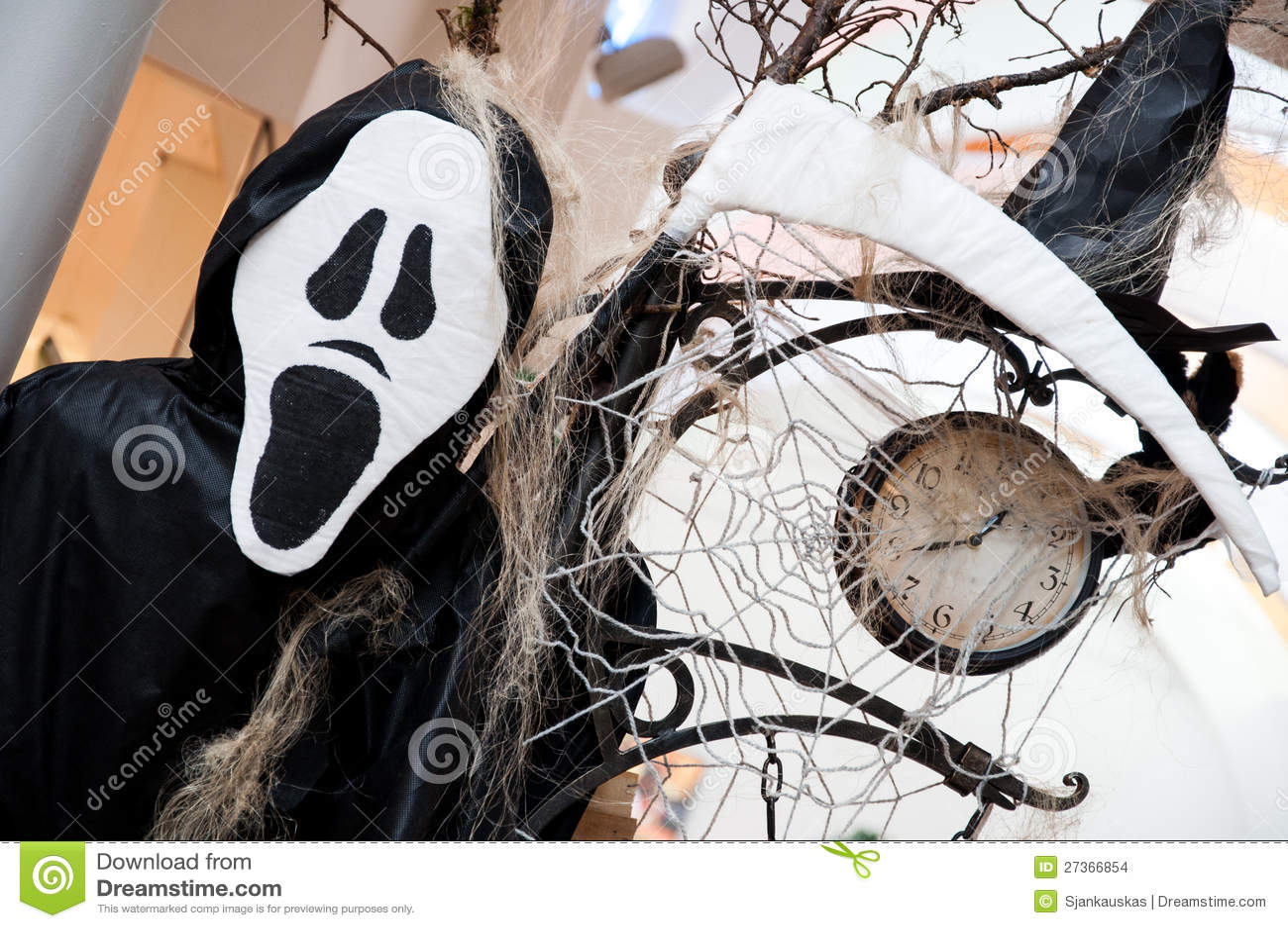 Время Halloween