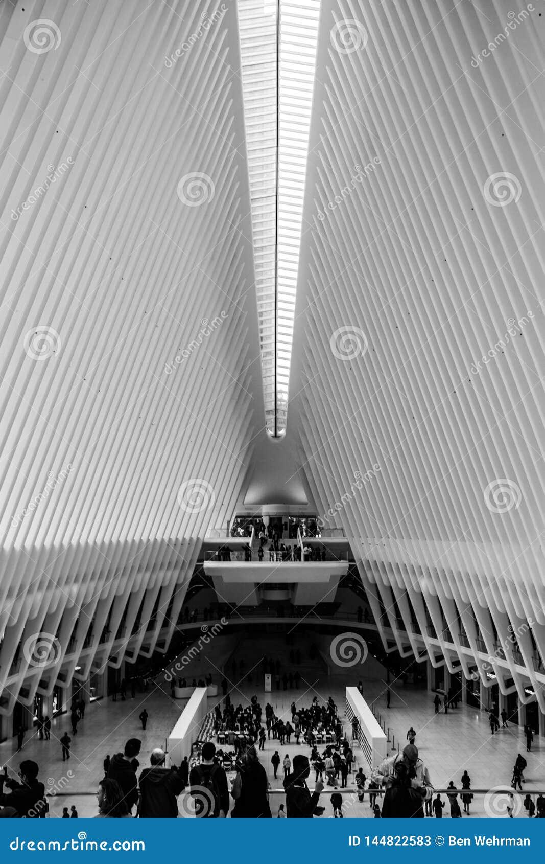 Всемирный торговый центр архитектурного дизайна
