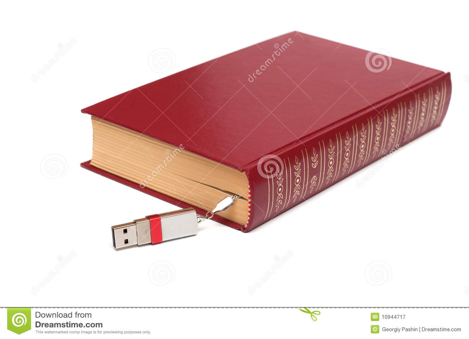 вспышка карточки книги
