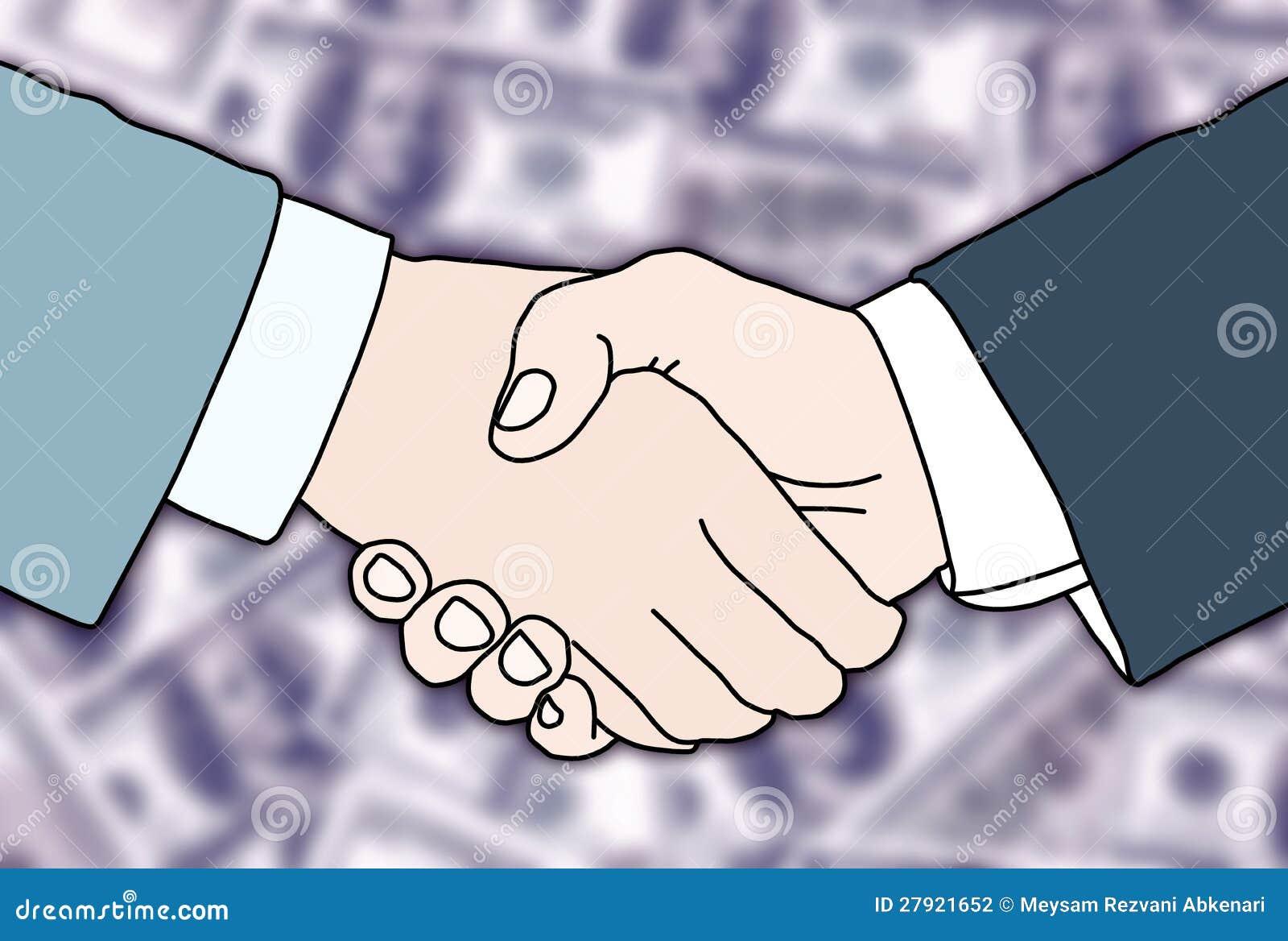 Встряхивание руки