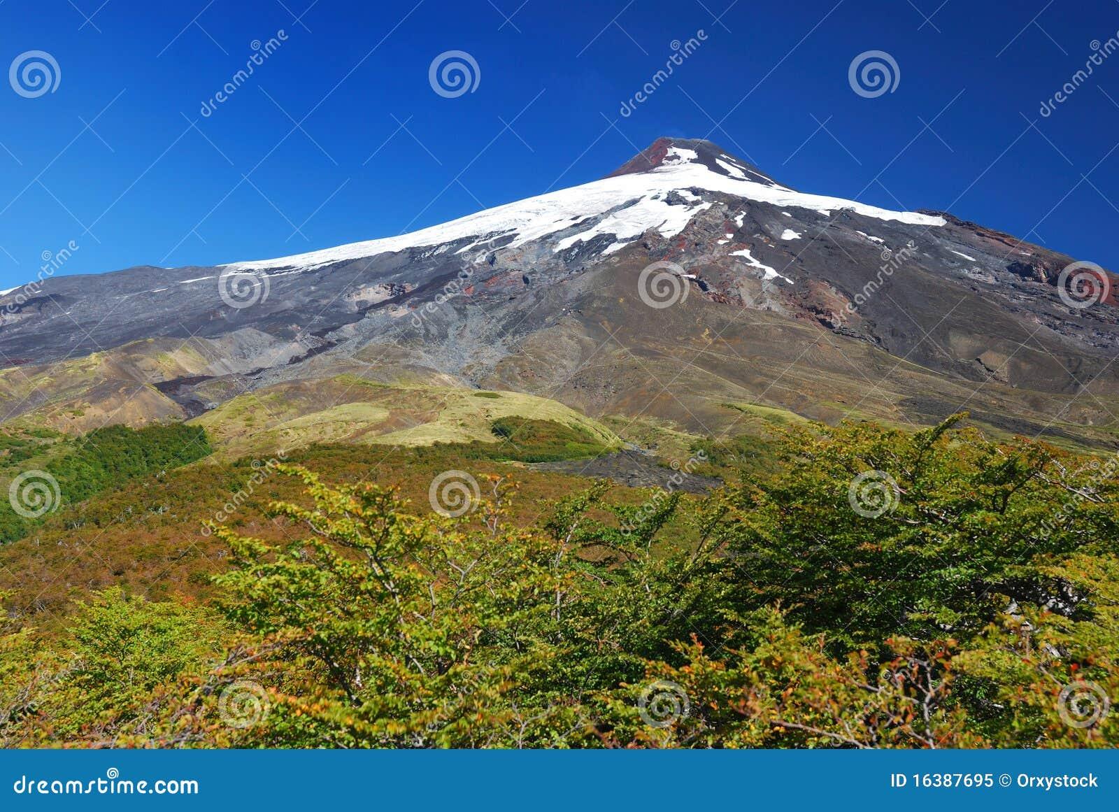 вулкан villarrica