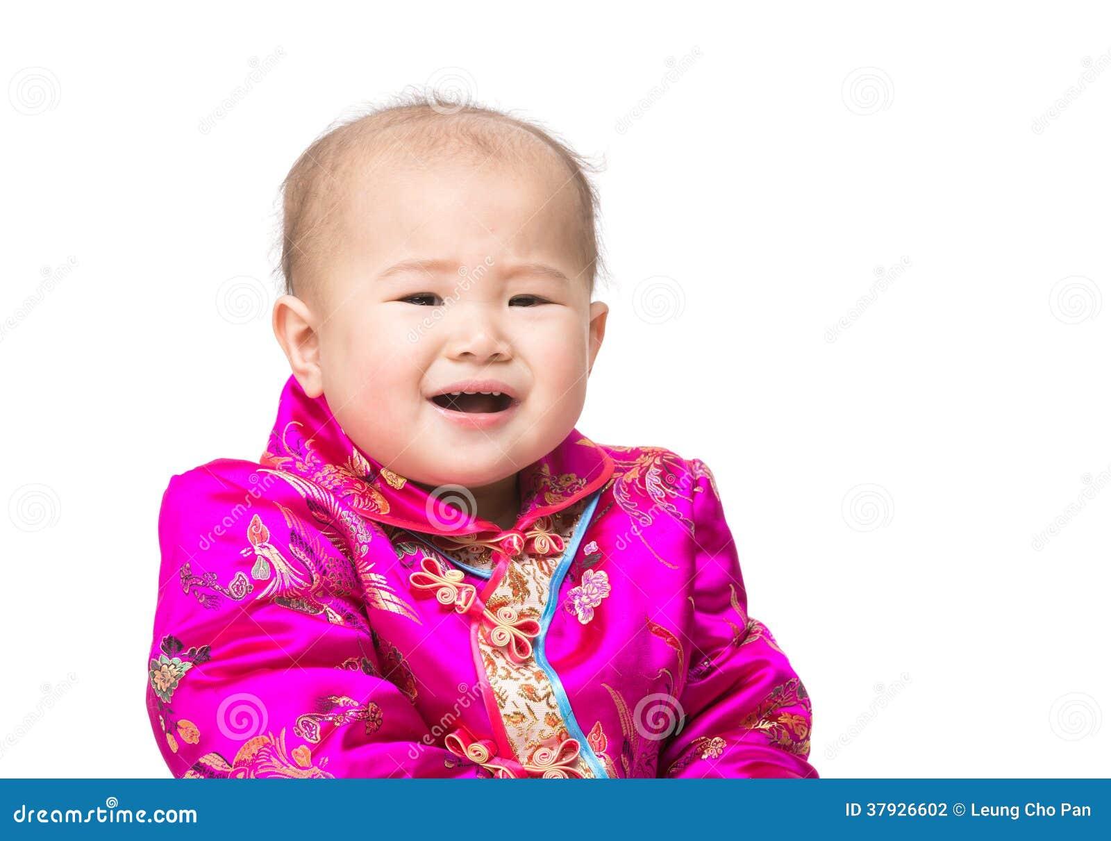 Выкрик младенца Азии