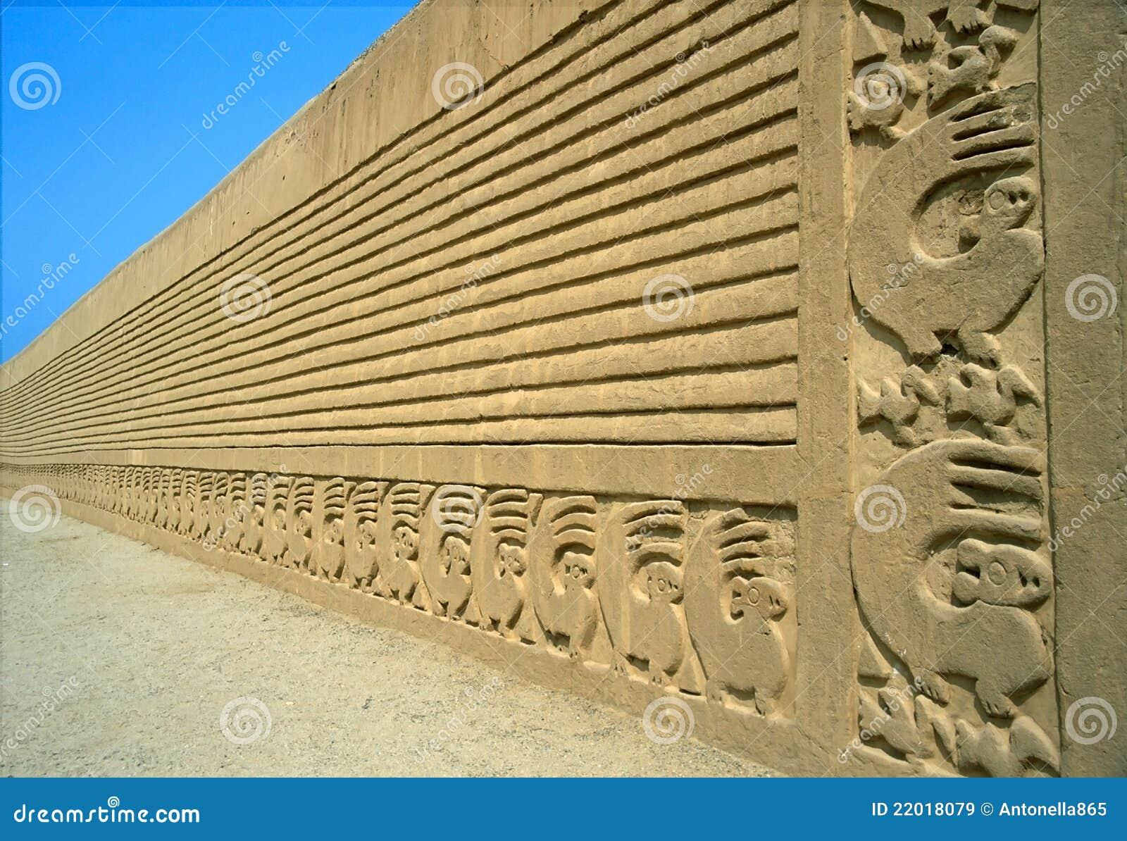 высекать chan в стену