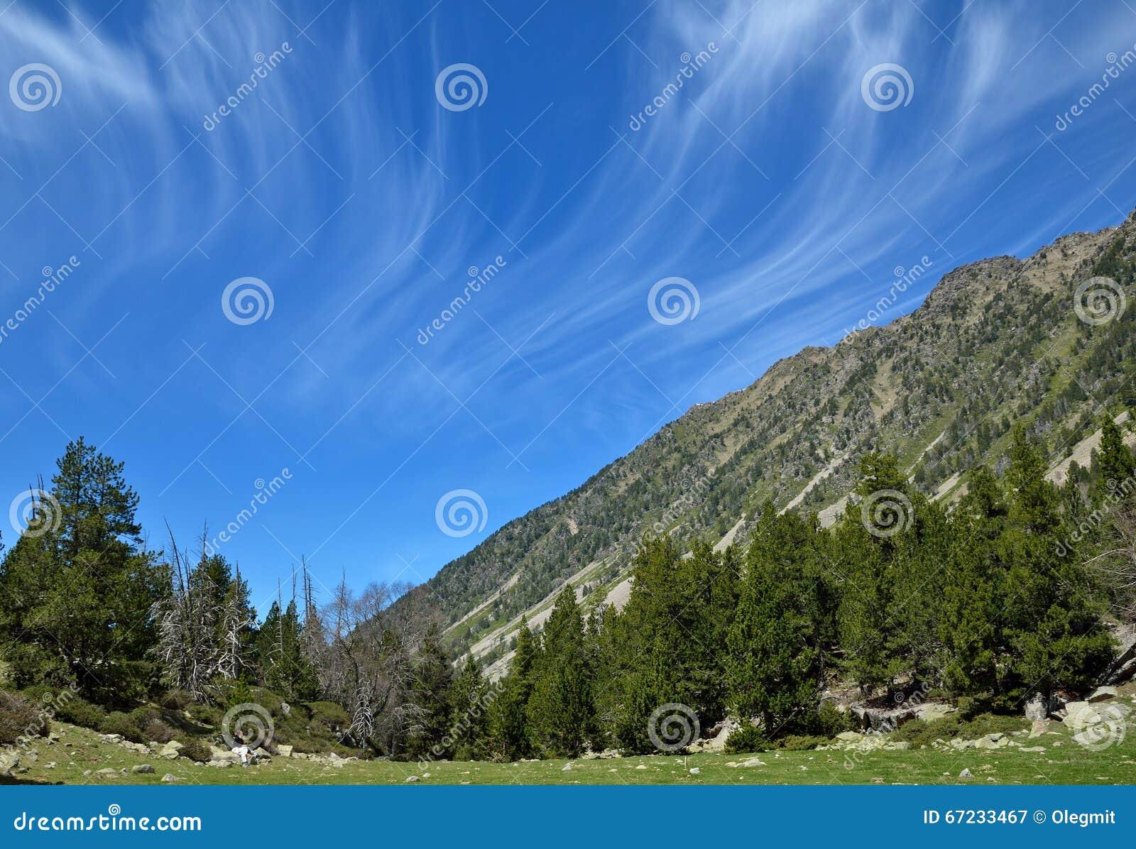 Высокогорная долина Vall-de-Madriu-Perafita-Claror