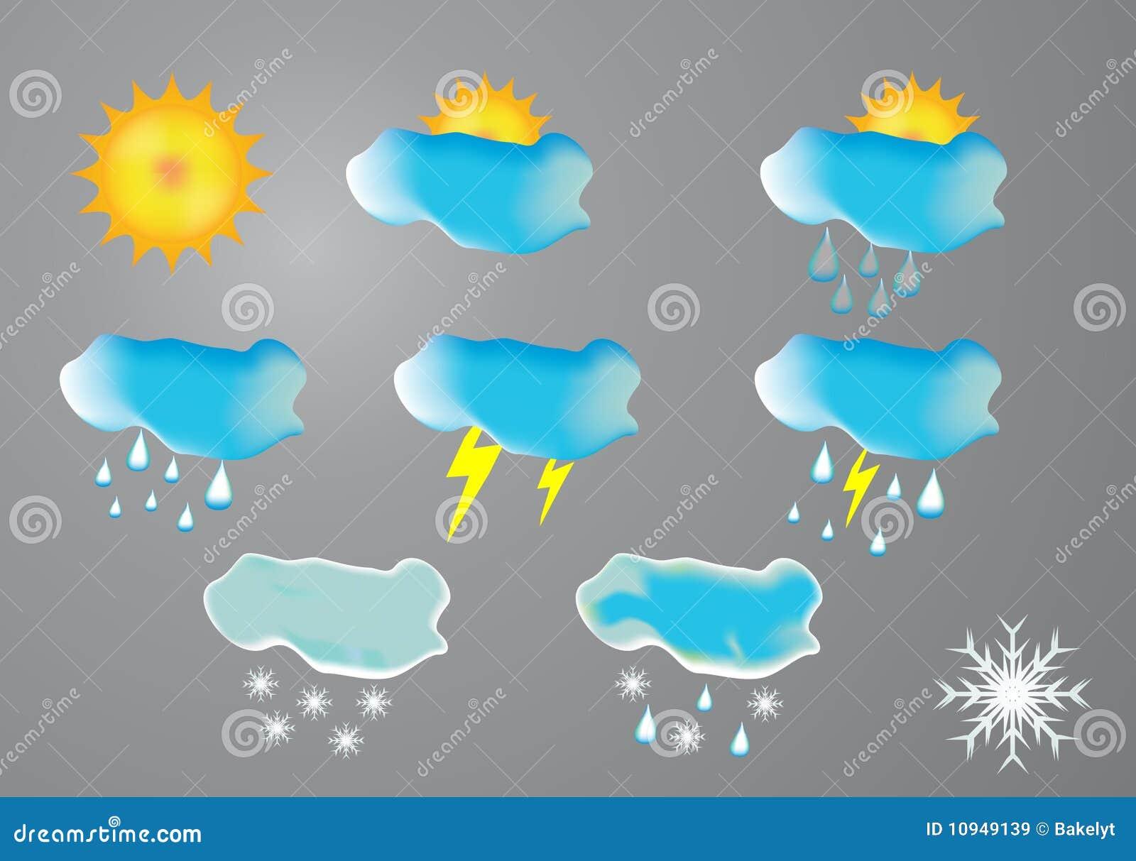 высокое качество иконы относя комплект к погоде