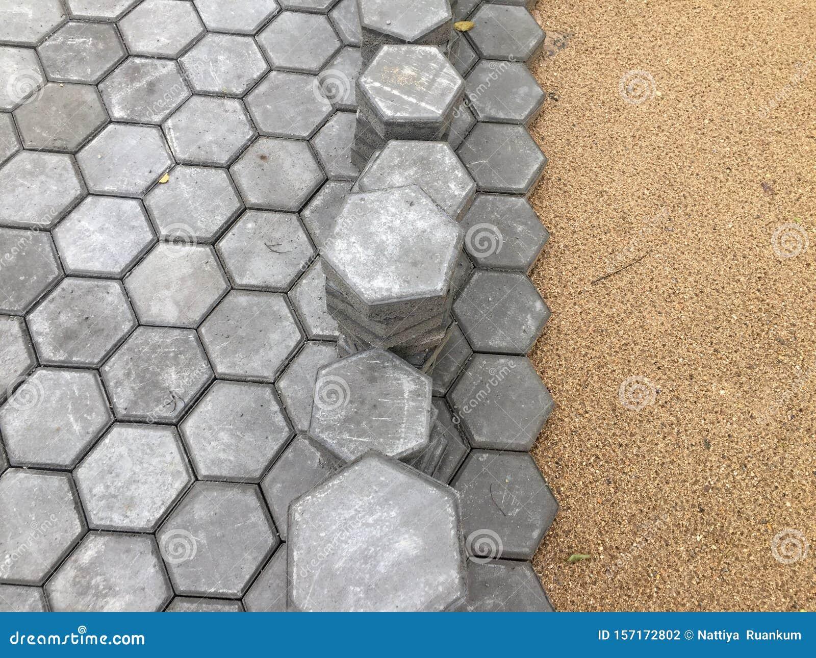 узорчатый бетон
