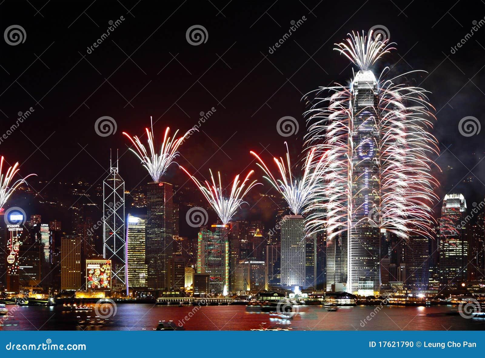 выставка Hong Kong феиэрверков комплекса предпусковых операций