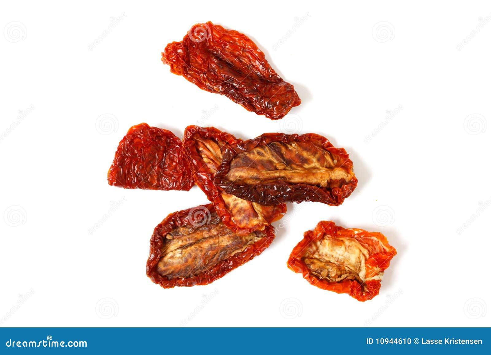 высушенные томаты
