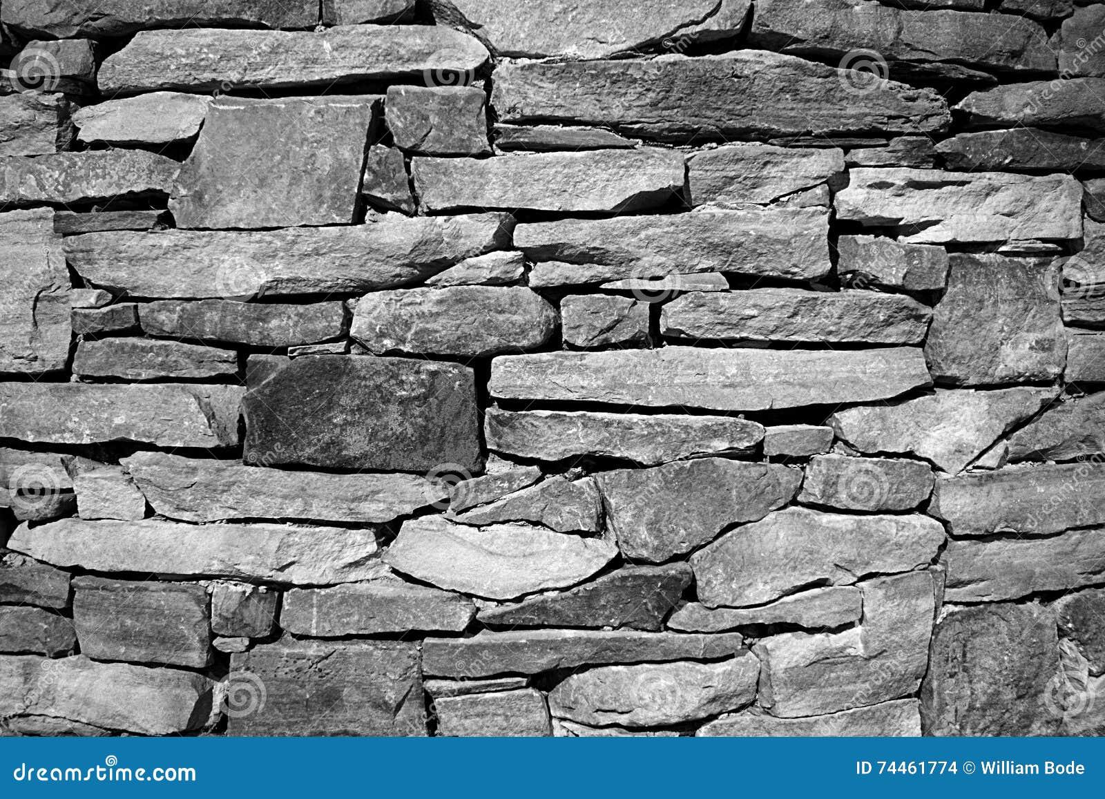 Высушите штабелированное каменное учреждение