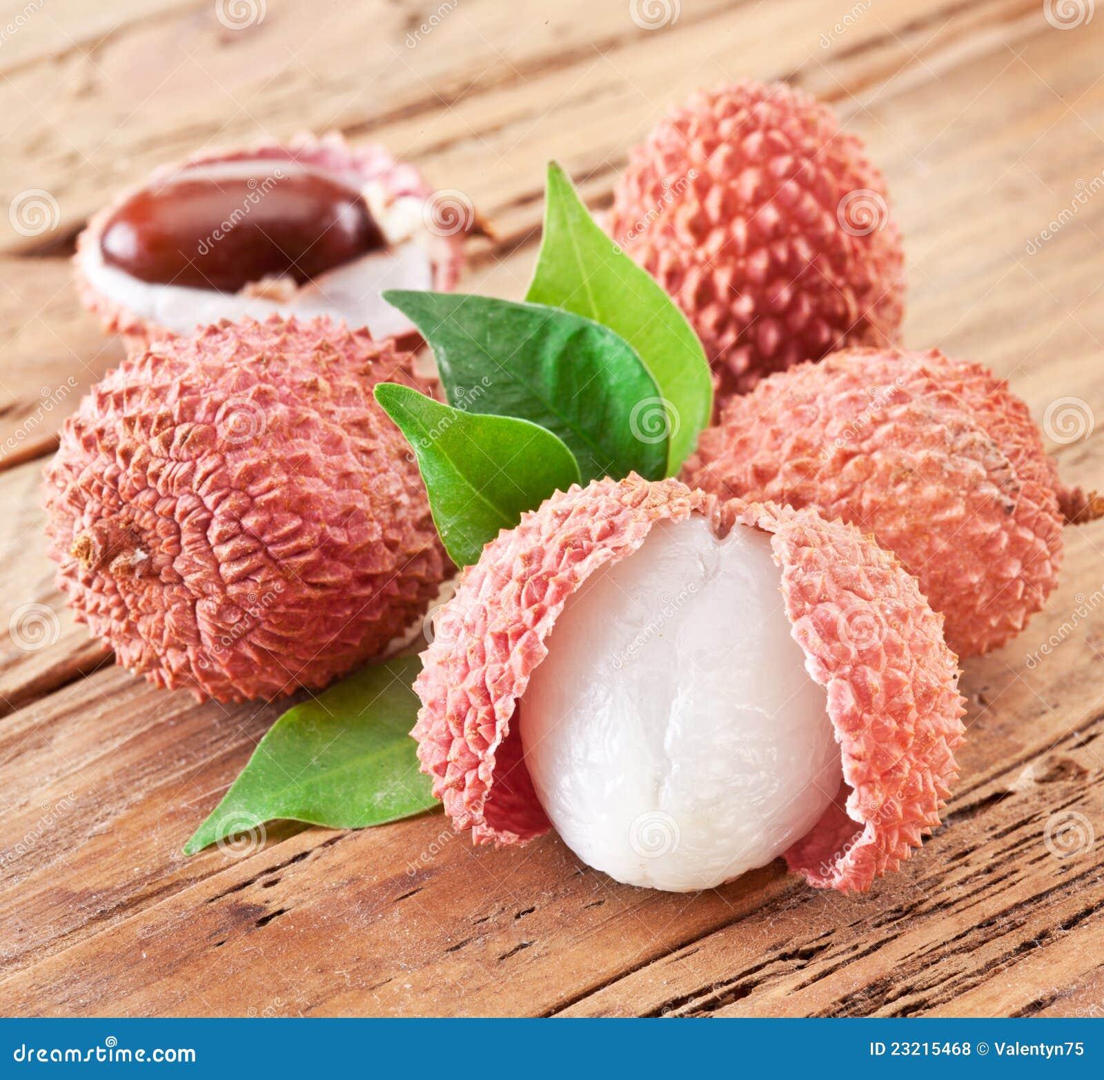выходит lychee