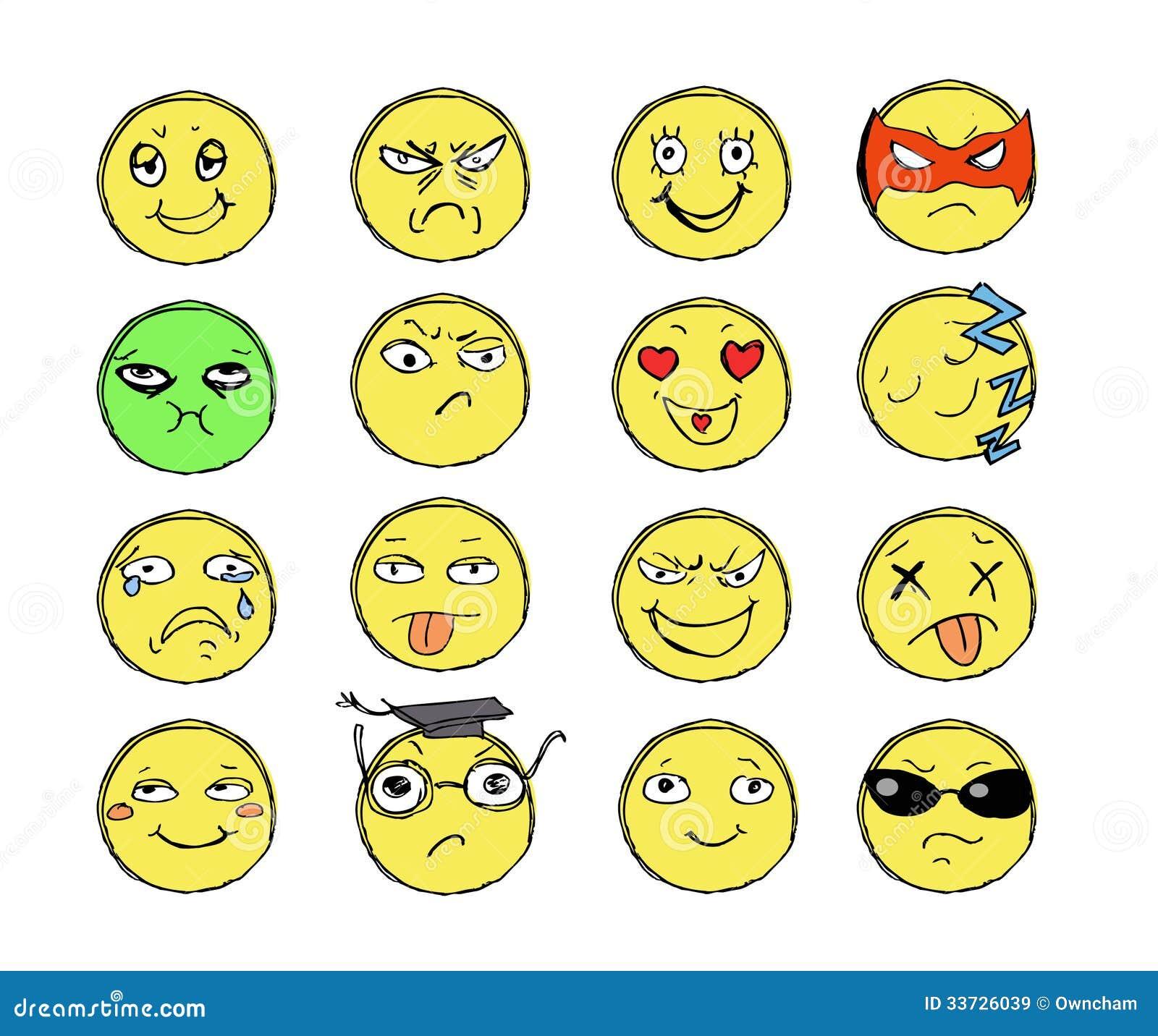 Вычерченные улыбки