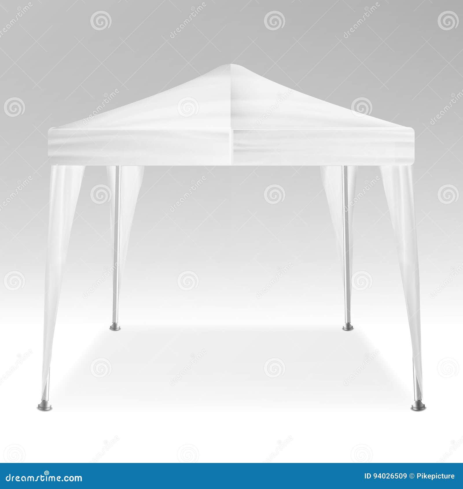 Выдвиженческий вектор шатра Рекламировать шатёр рекламы внешнего шатра торговой выставки события всплывающего передвижное Модель-