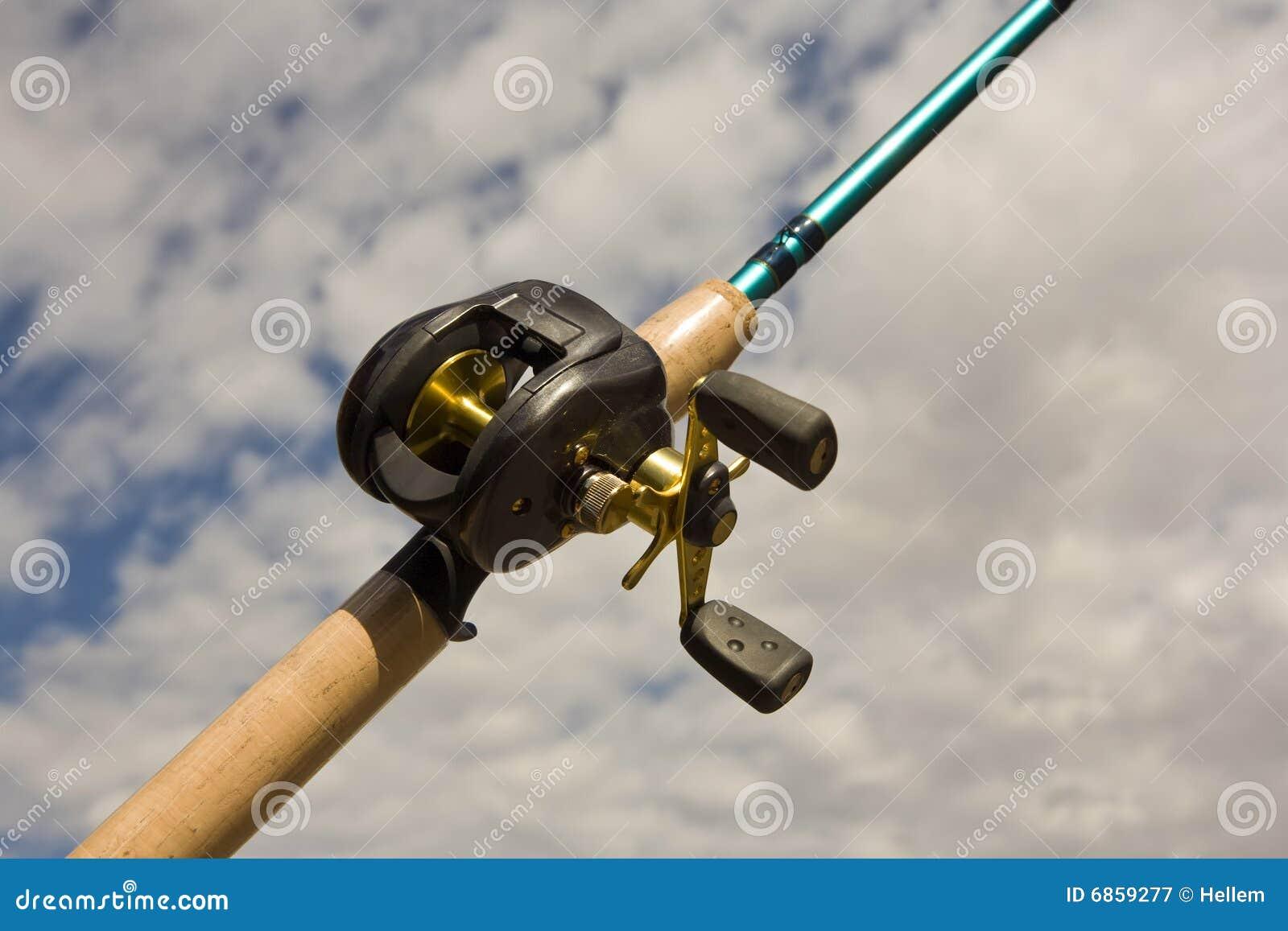вьюрок рыболовства бросания приманки