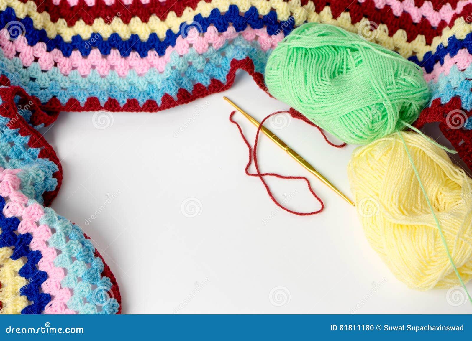 вязать вязание крючком красочное