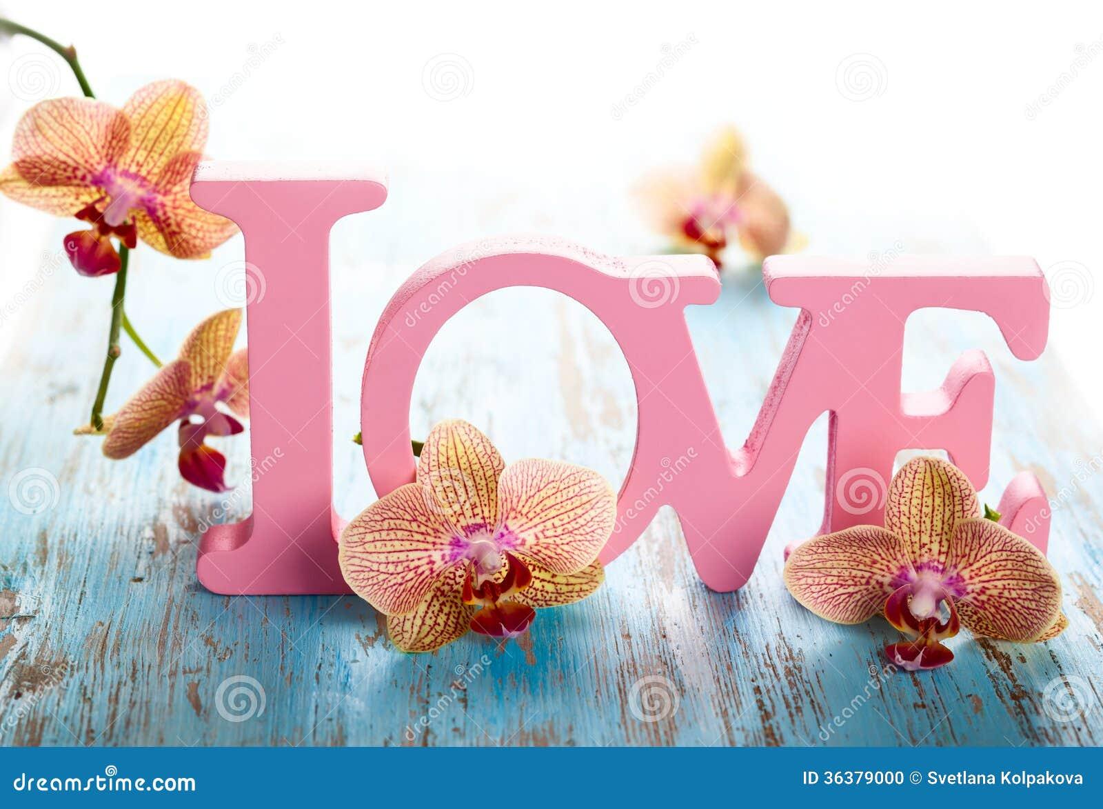 Влюбленность слова