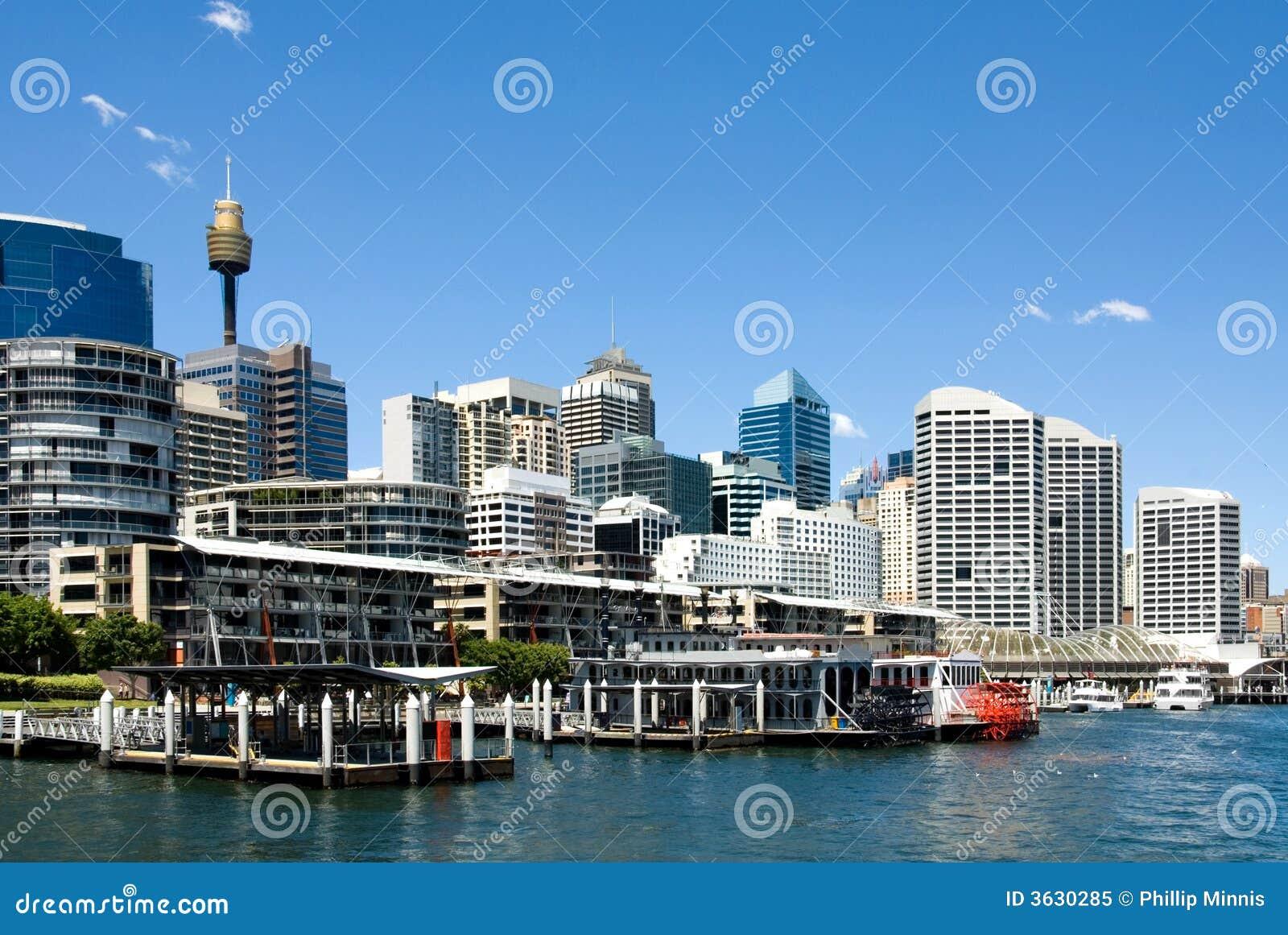 гавань Сидней милочки