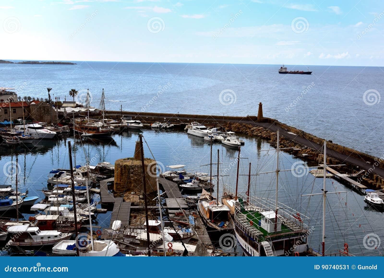 Гавань Kyrenia