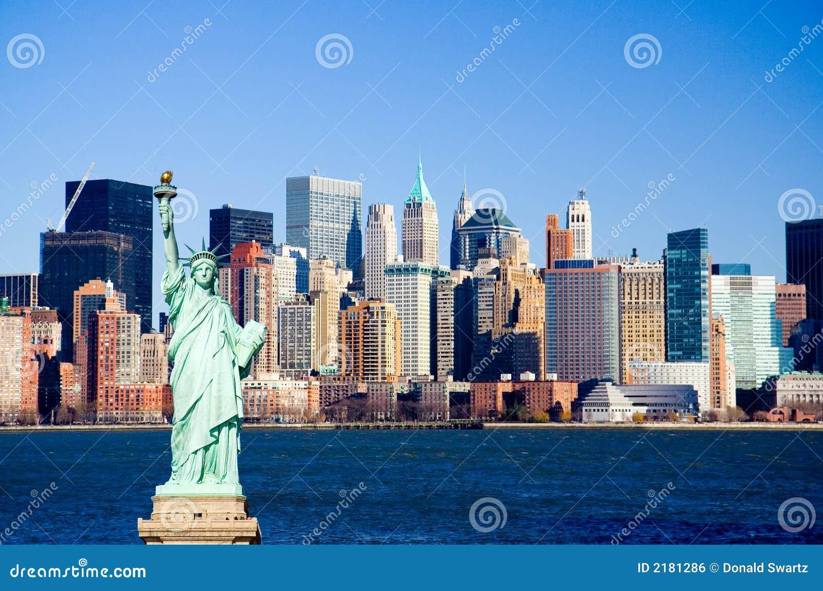 гавань New York