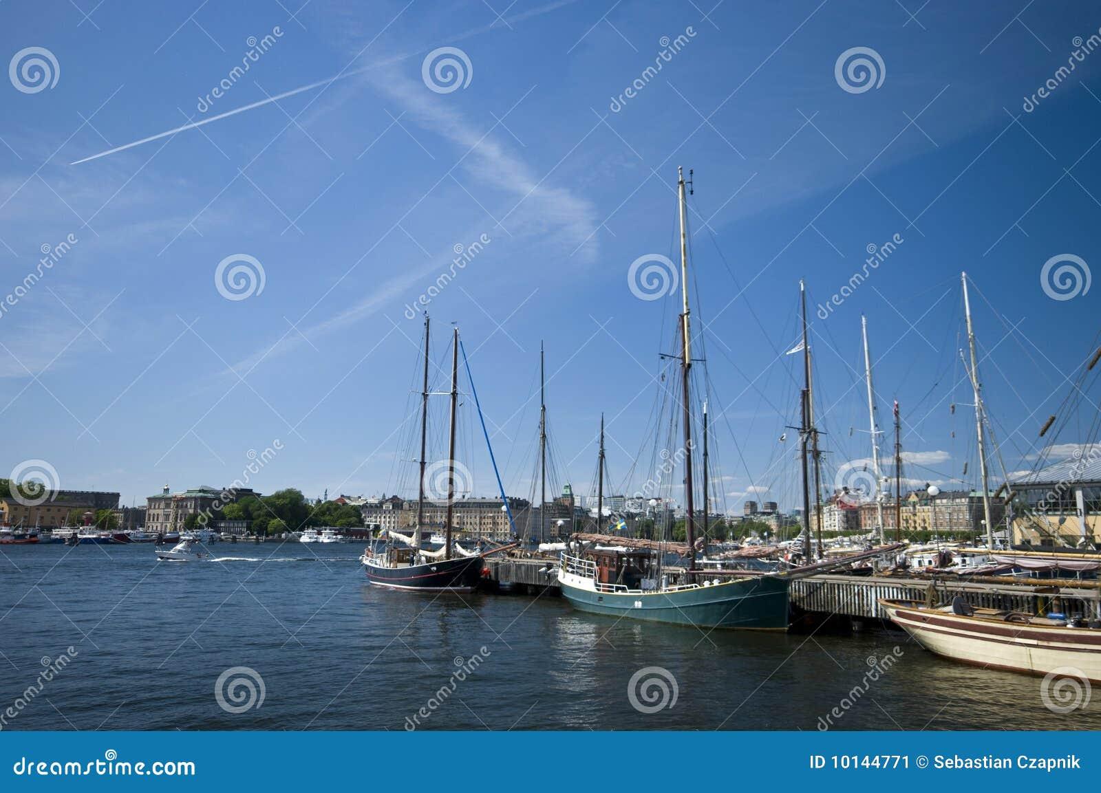 гавань stockholm