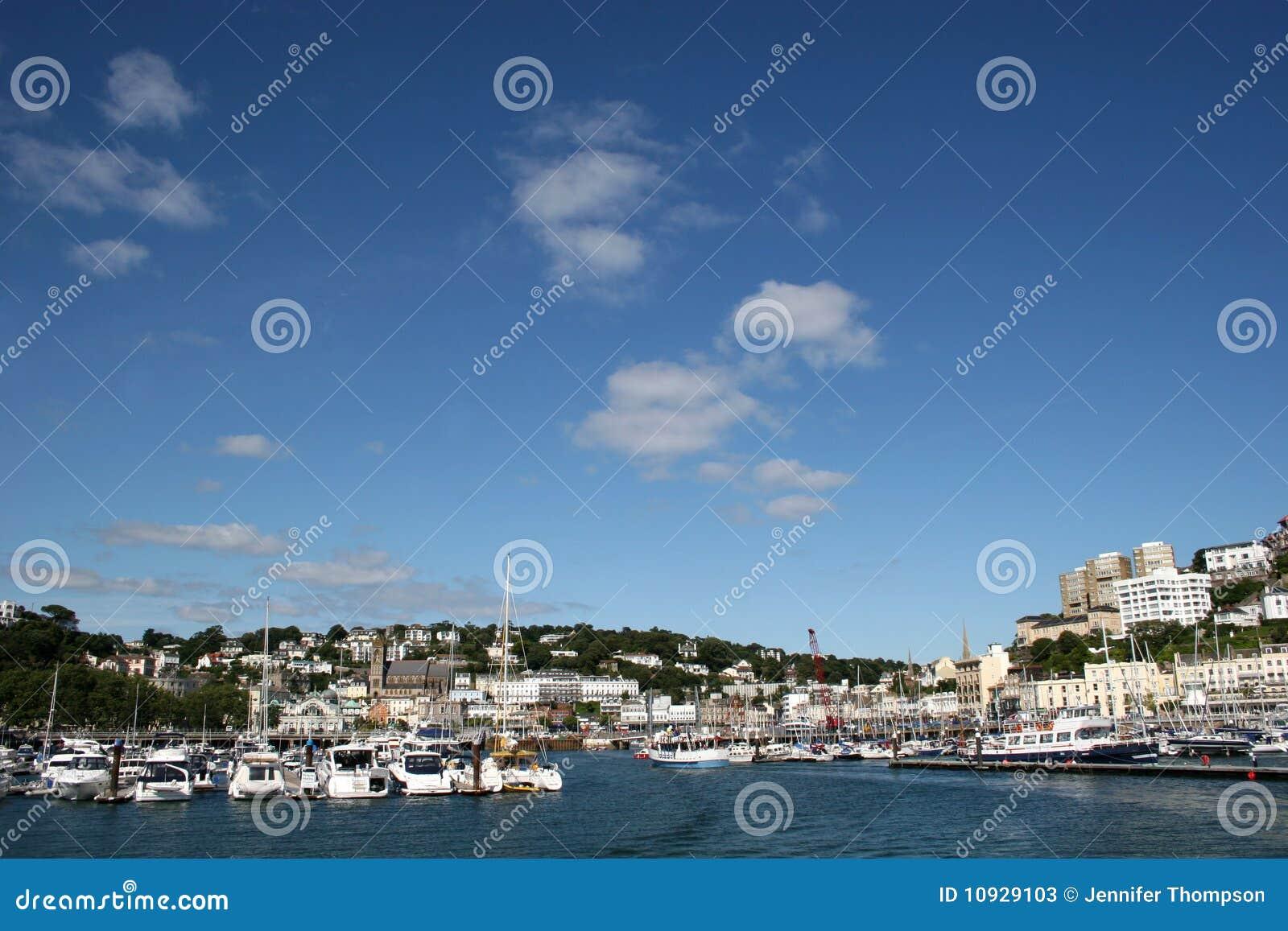 гавань torquay