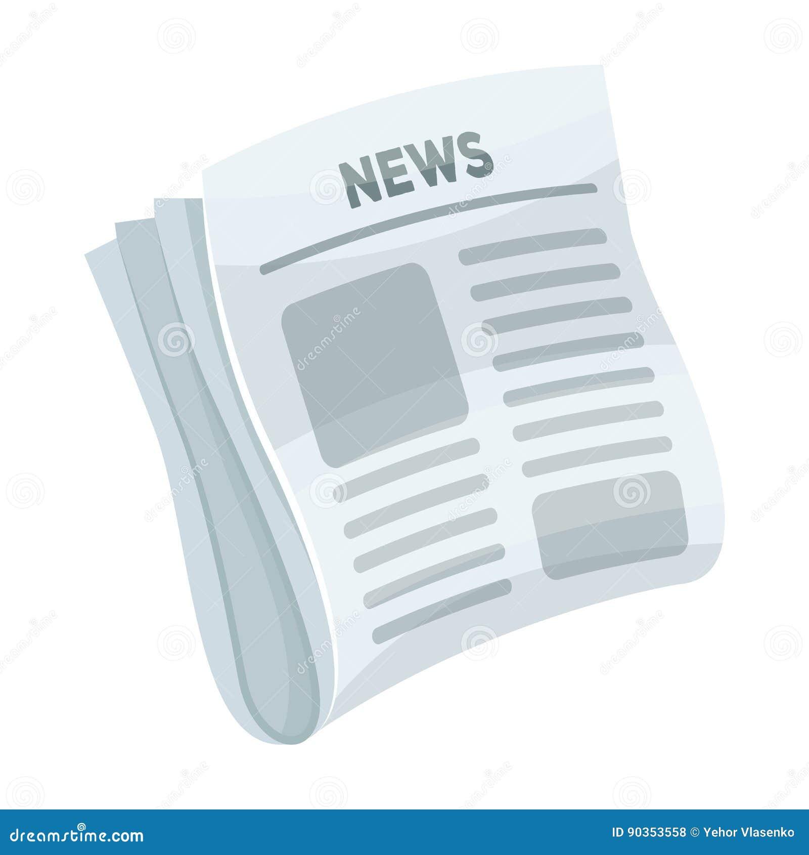 Газета, новости Бумага, для крышки сыщика который расследует случай Сыщицкий одиночный значок в стиле шаржа