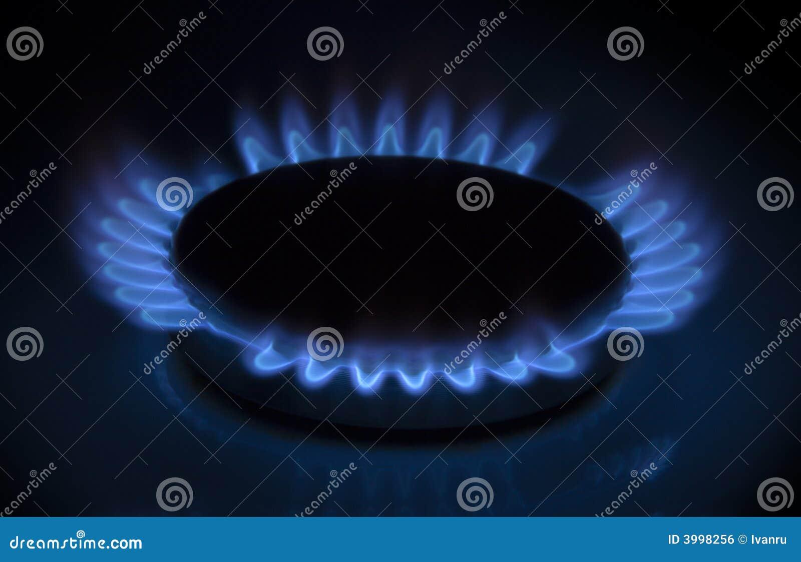 газ горелки